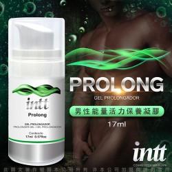 巴西Intt Prolong 男性興奮 男性能量活力保養凝膠 17ml