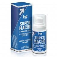 巴西Intt Super Mac 超級麥克 激情爆發活力保養凝膠 17ml