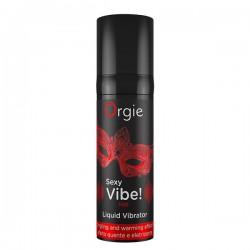 葡萄牙ORGIE Vibrator Sexy Vibe Hot 跳動式高潮提升凝露 激情款