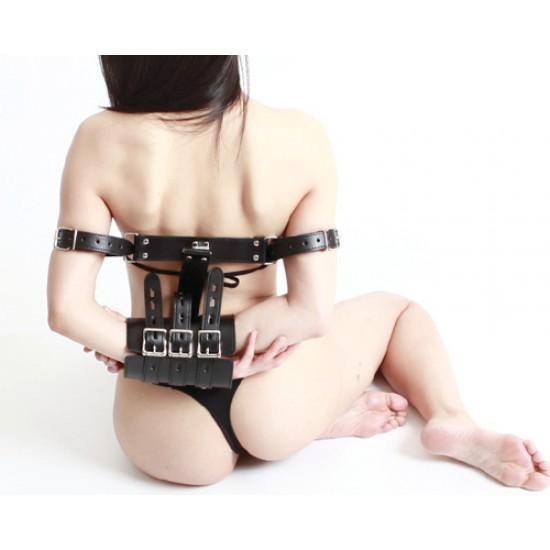 背部束縛帶