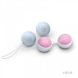 LELO LUNA BEADS MINI (藝妓球-迷你)