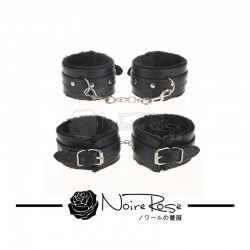 NOIRE-ROSE 手扣腳扣套裝