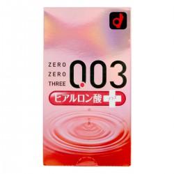 岡本 0.03 透明質酸 (日本版) 10 片裝