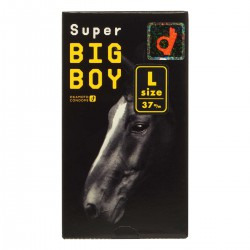 SUPER BIG BOY 58MM (日本版) 12 片裝