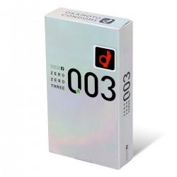 岡本。零零三 0.03 (日本版) 12 片裝 乳膠安全套