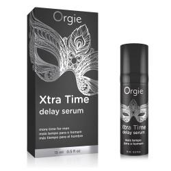 葡萄牙Orgie Xtra Time Delay Serum延時矽膠膜-15ml