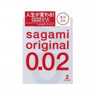 SAGAMI 相模 0.02-2片