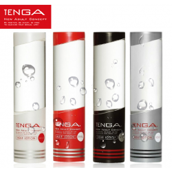 TENGA HOLE LOTION-銀色