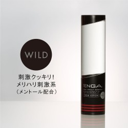 TENGA HOLE LOTION-黑色