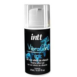 巴西Intt Vibration 液體震蛋Gel 17ml(冰爽 可口交) 增強版