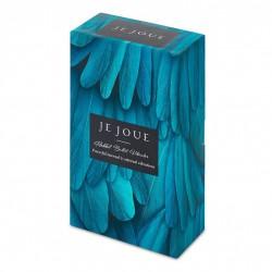 Je Joue - 兔子子彈振動器 - 青色