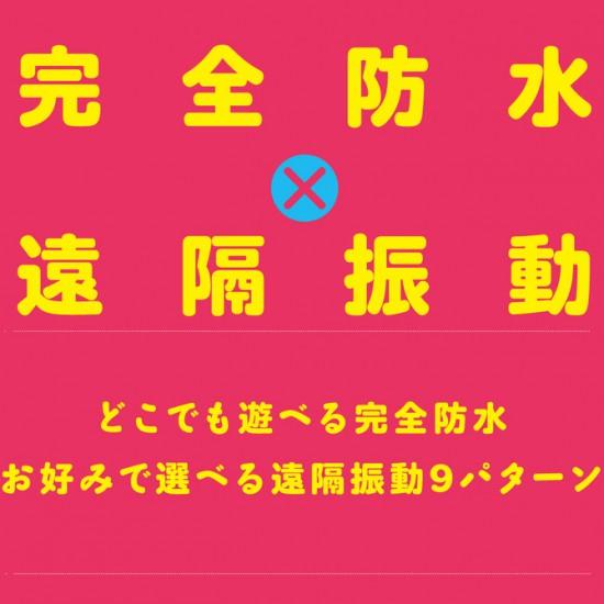 EXE 激震日本制12CM震動巨根