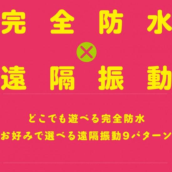 EXE 激震日本制14CM震動巨根