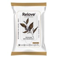 Relove 隨身私密濕紙巾|私密肌30秒面膜濕紙巾