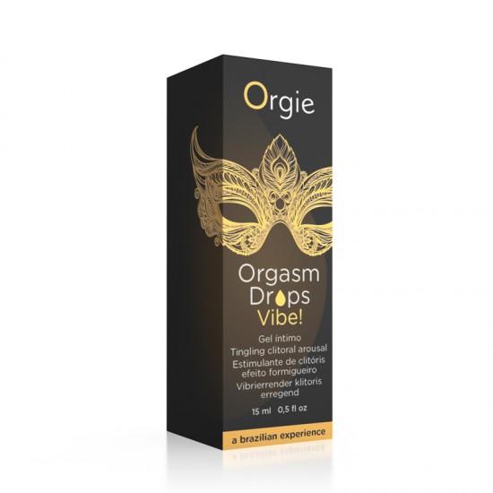 葡萄牙Ograsm Drops Vibe 高潮液-15ml