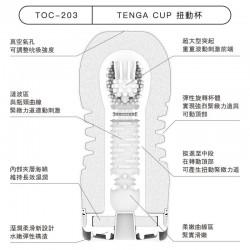 TENGA RENEWAL 扭動自慰杯-標準版
