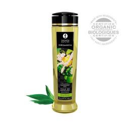 SHUNGA ORGANICA 有機可食用綠茶按摩油