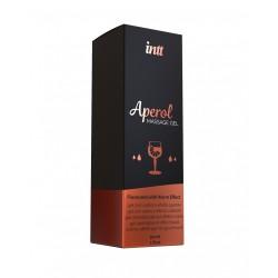 巴西Intt Kissable Gel Aperol艾普羅香甜酒温感按摩凝膠30ml-歐洲系列